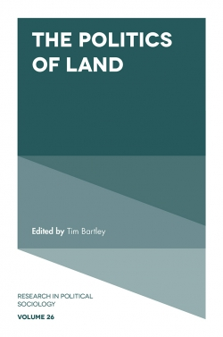 Jacket image for The Politics of Land