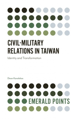 Jacket image for Civil-Military Relations in Taiwan