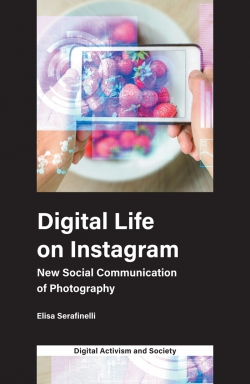 Jacket image for Digital Life on Instagram