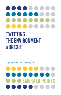 Jacket image for Tweeting the Environment #Brexit