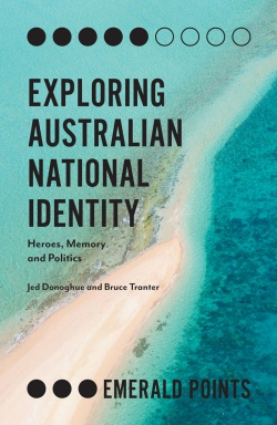 Jacket image for Exploring Australian National Identity