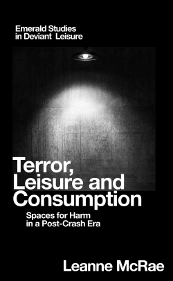 Jacket image for Terror, Leisure and Consumption