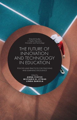 Jacket image for The Future of Innovation and Technology in Education