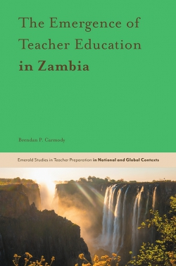 Jacket image for The Emergence of Teacher Education in Zambia