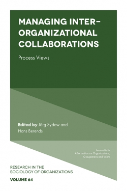 Jacket image for Managing Inter-Organizational Collaborations