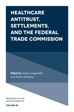 Jacket image for Healthcare Antitrust, Settlements, and the Federal Trade Commission