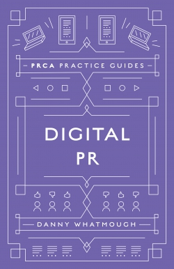 Jacket image for Digital PR