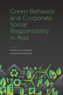 Jacket image for Green Behavior and Corporate Social Responsibility in Asia