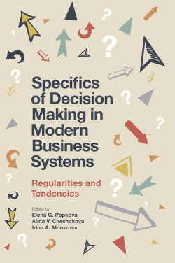 Jacket image for Specifics of Decision Making in Modern Business Systems