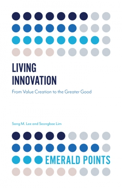 Jacket image for Living Innovation