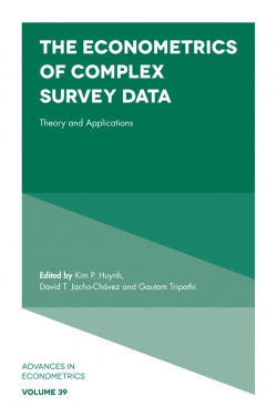Jacket image for The Econometrics of Complex Survey Data