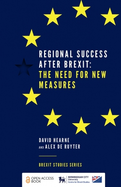 Jacket image for Regional Success After Brexit