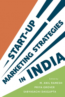 Jacket image for Start-up Marketing Strategies in India