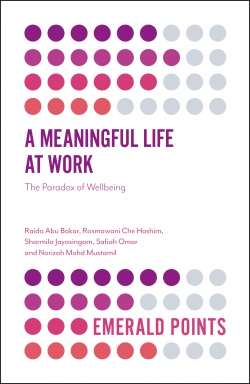 Jacket image for A Meaningful Life at Work