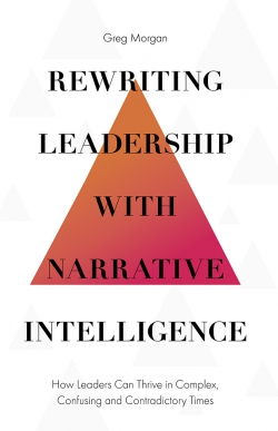 Jacket image for Rewriting Leadership with Narrative Intelligence
