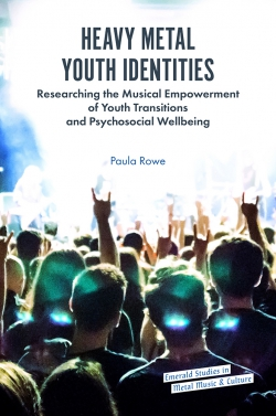 Jacket image for Heavy Metal Youth Identities