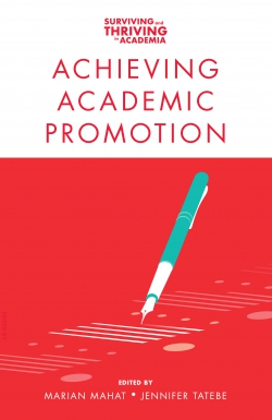Jacket image for Achieving Academic Promotion