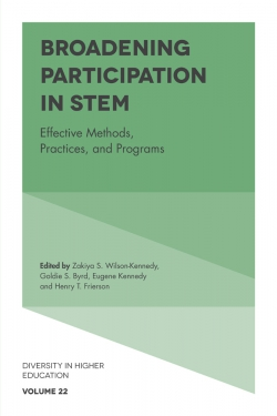 Jacket image for Broadening Participation in STEM