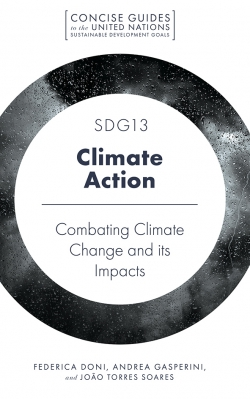 Jacket image for SDG13 - Climate Action