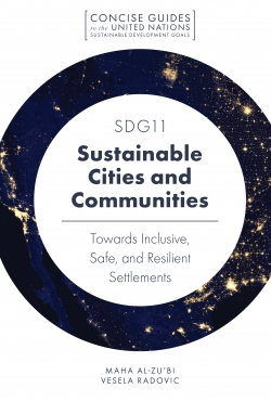 Jacket image for SDG11 - Sustainable Cities and Communities