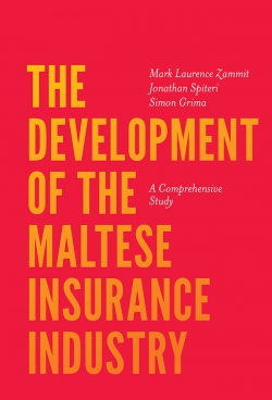 Jacket image for The Development of the Maltese Insurance Industry