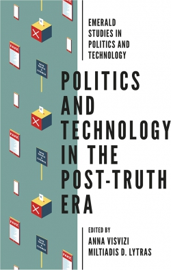 Jacket image for Politics and Technology in the Post-Truth Era