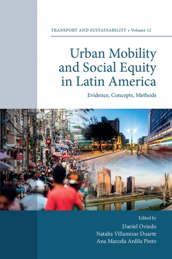 Jacket image for Urban Mobility and Social Equity in Latin America