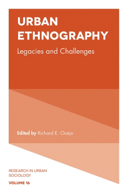 Jacket image for Urban Ethnography