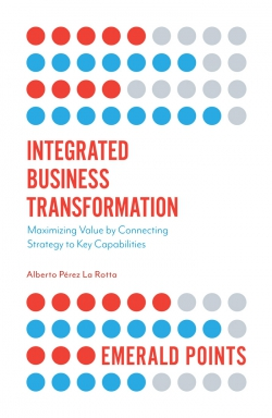 Jacket image for Integrated Business Transformation