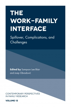 Jacket image for The Work-Family Interface