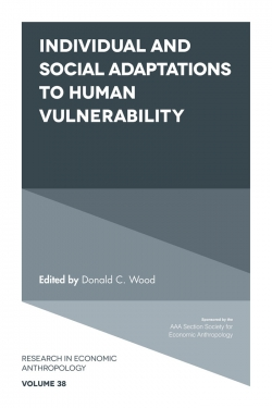 Jacket image for Individual and Social Adaptions to Human Vulnerability
