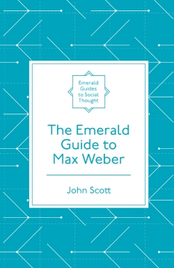Jacket image for The Emerald Guide to Max Weber