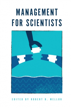 Jacket image for Management for Scientists