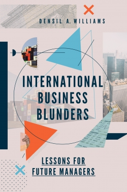 Jacket image for International Business Blunders