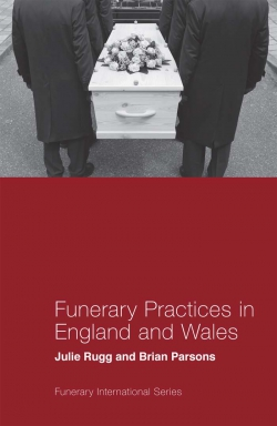 Jacket image for Funerary Practices in England and Wales