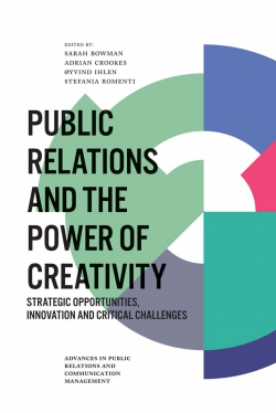 Jacket image for Public Relations and the Power of Creativity