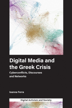 Jacket image for Digital Media and the Greek Crisis