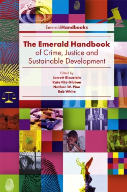 Jacket image for The Emerald Handbook of Crime, Justice and Sustainable Development