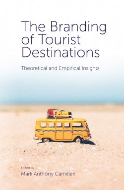 Jacket image for The Branding of Tourist Destinations