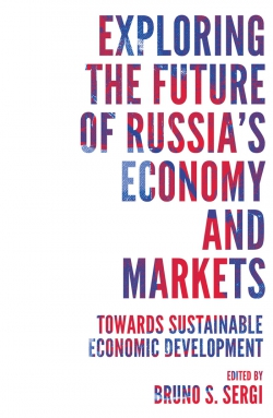 Jacket image for Exploring the Future of Russia's Economy and Markets