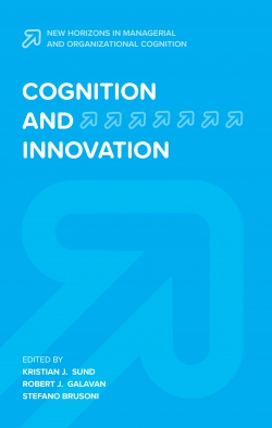Jacket image for Cognition and Innovation