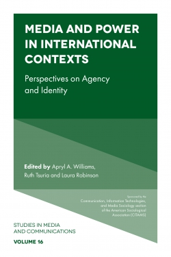 Jacket image for Media and Power in International Contexts
