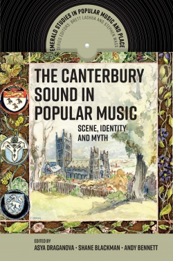 Jacket image for The Canterbury Sound in Popular Music