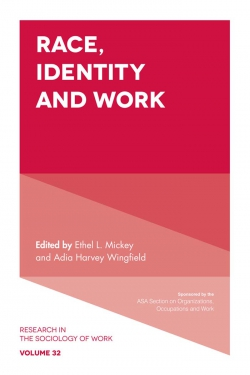 Jacket image for Race, Identity and Work