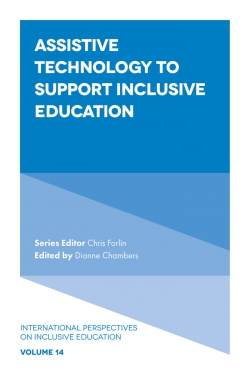 Jacket image for Assistive Technology to Support Inclusive Education