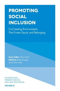 Jacket image for Promoting Social Inclusion