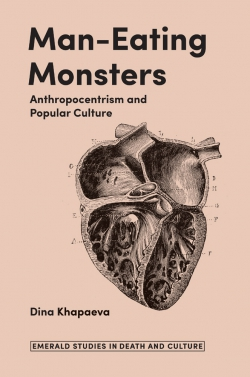 Jacket image for Man-Eating Monsters