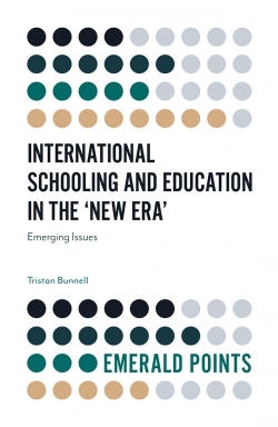 Jacket image for International Schooling and Education in the 'New Era'