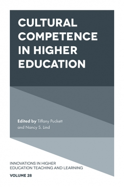 Jacket image for Cultural Competence in Higher Education