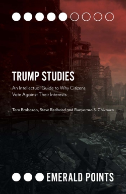 Jacket image for Trump Studies